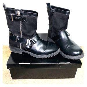 Wide Width Moro Boot